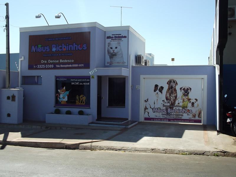 Excepcional Galerias da Empresa | Clinica Veterinaria Meus Bichinhos NW83